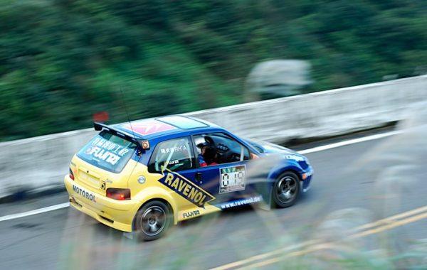 WRC 的感覺