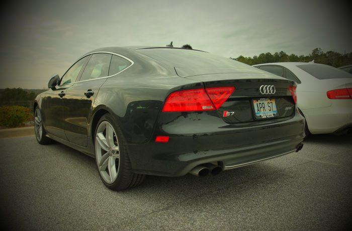 APR Stage 1 Audi S7