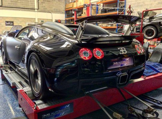 DMS Automotive英國超跑職人晶片