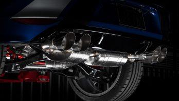 APR 7代Golf R 和 S3 (4門) 中尾段排氣管系統