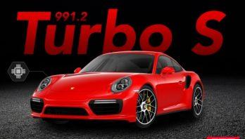 APR 保時捷 3.8T 911.2 911 Turbo S電腦程式升級