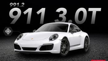 APR 保時捷 3.0T 991.2 Carrera, Targa and Targa T 三階渦輪套件