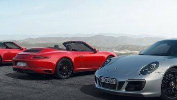 APR 保時捷 3.0T 991.2 911 Carrera GTS和Targa GTS電腦程式升級